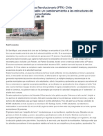 Experiencia  de Autogestión- LICEO A-90 CHILE