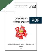 colores y señalizacion 2008
