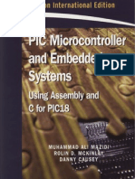 Pic Microcontroller and Embedded Systems - Mazidi