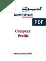 COMPUTEK-Company-Profile