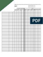 Nba Hoagie Order Form - December 2012