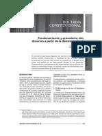 Daniel Mitidiero - Fundamentación y precedente