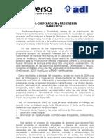 Informe Historico Prodiversa - Adl Marruecos