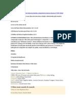 Material e Organização das Aulas de Piano