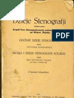 Dzieje Stenografii Cz 01 Text