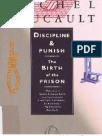 Foucault - Discipline and Punish