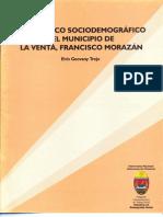 Diagnóstico Sociodemográfico La Venta, Francisco Morazán