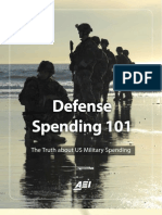 Defense Spending 101