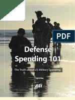 Defense Spending 101