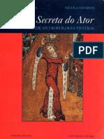 BARBA, Eugenio Et Al - A Arte Secreta Do Ator2