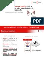 Resumen ejecutivo del Estudio sobre la seguridad de las redes inalámbricas (wifi) en los hogares españoles, 1º cuatrimestre de 2012 (9ª oleada)