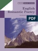 English Romantic Poetry