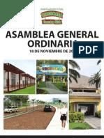 Documento de Asamblea