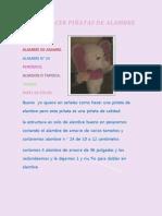 COMO HACER PIÑATAS DE ALAMBR1