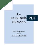Expresion Humana - David Takagi