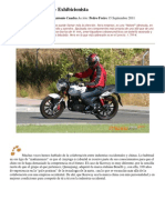 Prueba Keeway Rkv 125 Cc (Moto125)