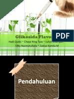 Glikosida Flavonol FIX
