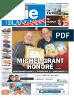 Journal L'Oie Blanche du 14 novembre 2012