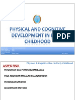 Physical & Cognitive Development in Early Childhood