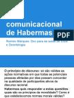 Ética comunicacional de Habermas (2)