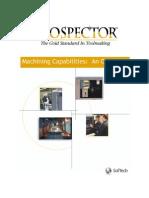 Machining Capabilities Overview