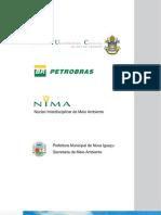 Livro Educacao Ambiental Nova Iguacu