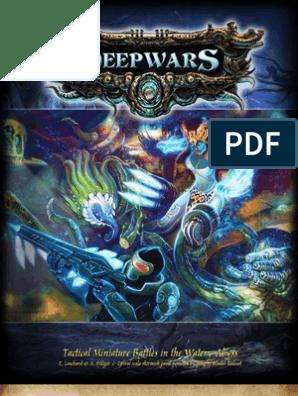 Deepwars PDF Basics | Underwater Diving | Seabed