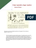 02-Capablanca Cómo Aprendí a Jugar Ajedrez