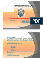 Diapositivas Caudal Maximo