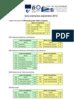 Examenes Septiembre 2012 FP