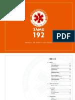 Manual de Implantacao Do SAMU