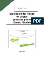 Evaluacion de Riesgo en Ductos - Hernan Cainzo