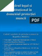 Cadrul Legal Si Institutional Pm