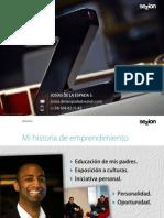 Presentacion Josias de la Espada (Espana) SGECol2012