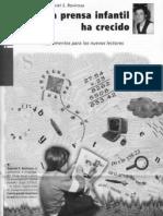 """""""La prensa infantil ha crecido"""" Etcétera"""
