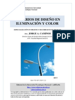 CRITERIOS DE DISEÑO EN Iluminacion y Color