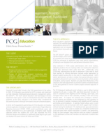 Public Consulting Group Case Study - Special Education Software Development