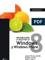 Introducción al desarrollo en W8 y WP8 - VVAA - Krasis Press