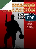 Comando en Accion (Edición 51 Enero-Julio 2012) , órgano oficial del Comando Conjunto de las FFAA del Perú