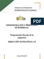 Direccion Estrategica II
