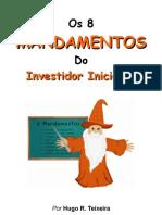Os 8 Mandamentos Do Investidor Iniciante