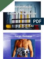 Interpretacao Dos Exames Bioquimicos