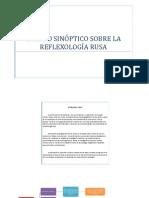 Cuadro Conceptual Reflexología Rusa