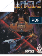FASA Star Trek RPG - The Triangle