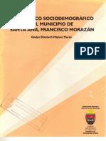Diagnóstico Sociodemográfico del Municipio de Santa Ana, Francisco Morazán, Honduras