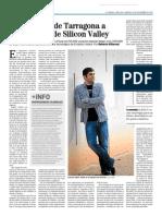 El Mundo / Ilustrum, desde Tarragona a la conquista de Silicon Valley