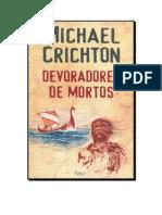 Devoradores de Mortos - Michael Crichton