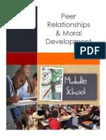 Peer Relationship and Moral Development