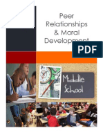 Peer Relationships and Moral Development