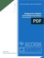 121113_Diagnóstico terremoto Guatemala